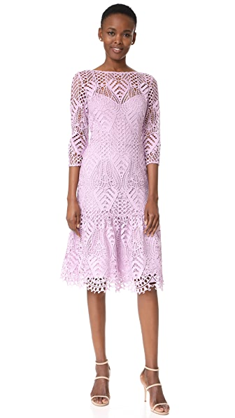 Temperley London New Moon Dress - Mallow-1