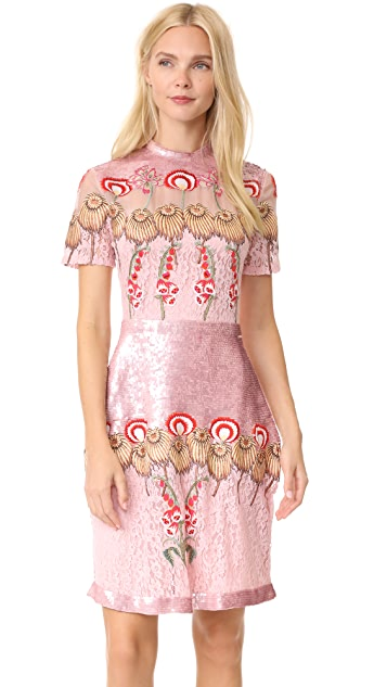 Temperley London Farewell Mini Dress