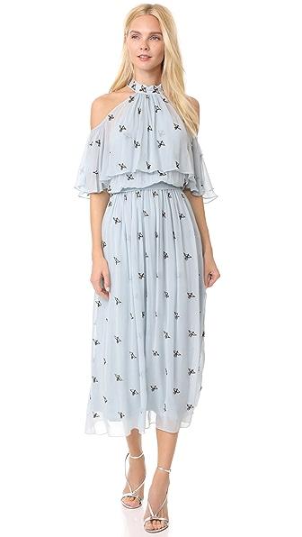 Temperley London Starling Midi Dress