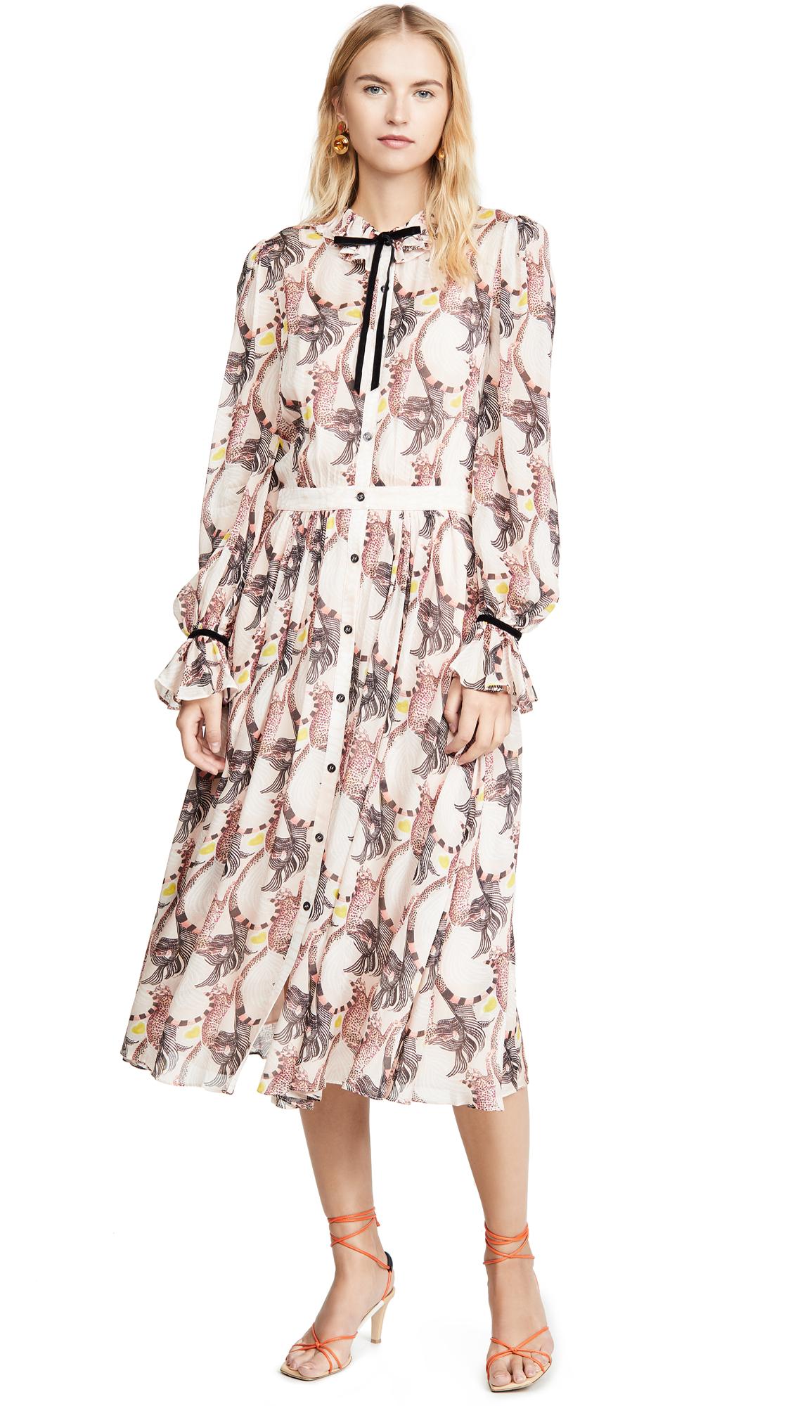 Buy Temperley London Maggie Collar Dress online beautiful Temperley London Dresses, Strapless