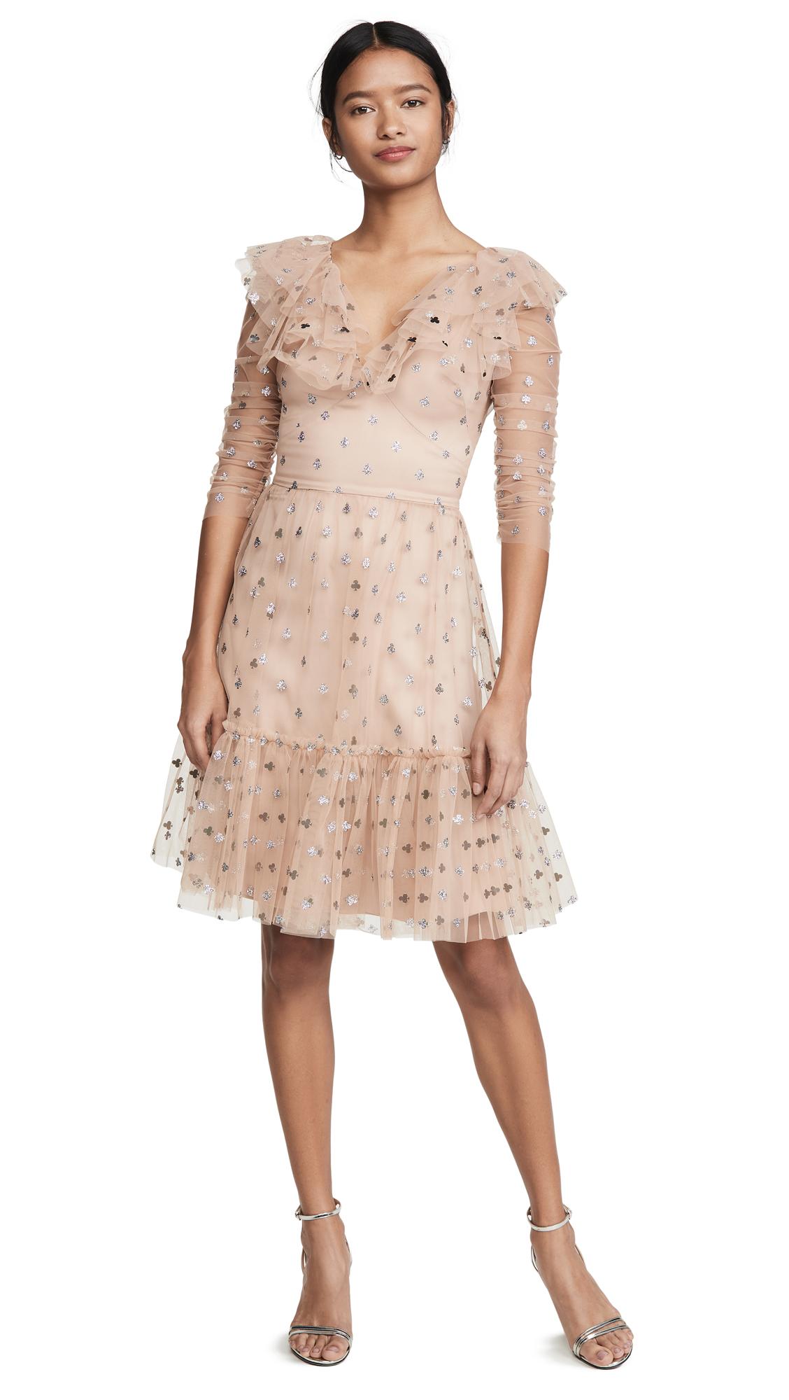 Temperley London Fortuna Short Dress – 60% Off Sale