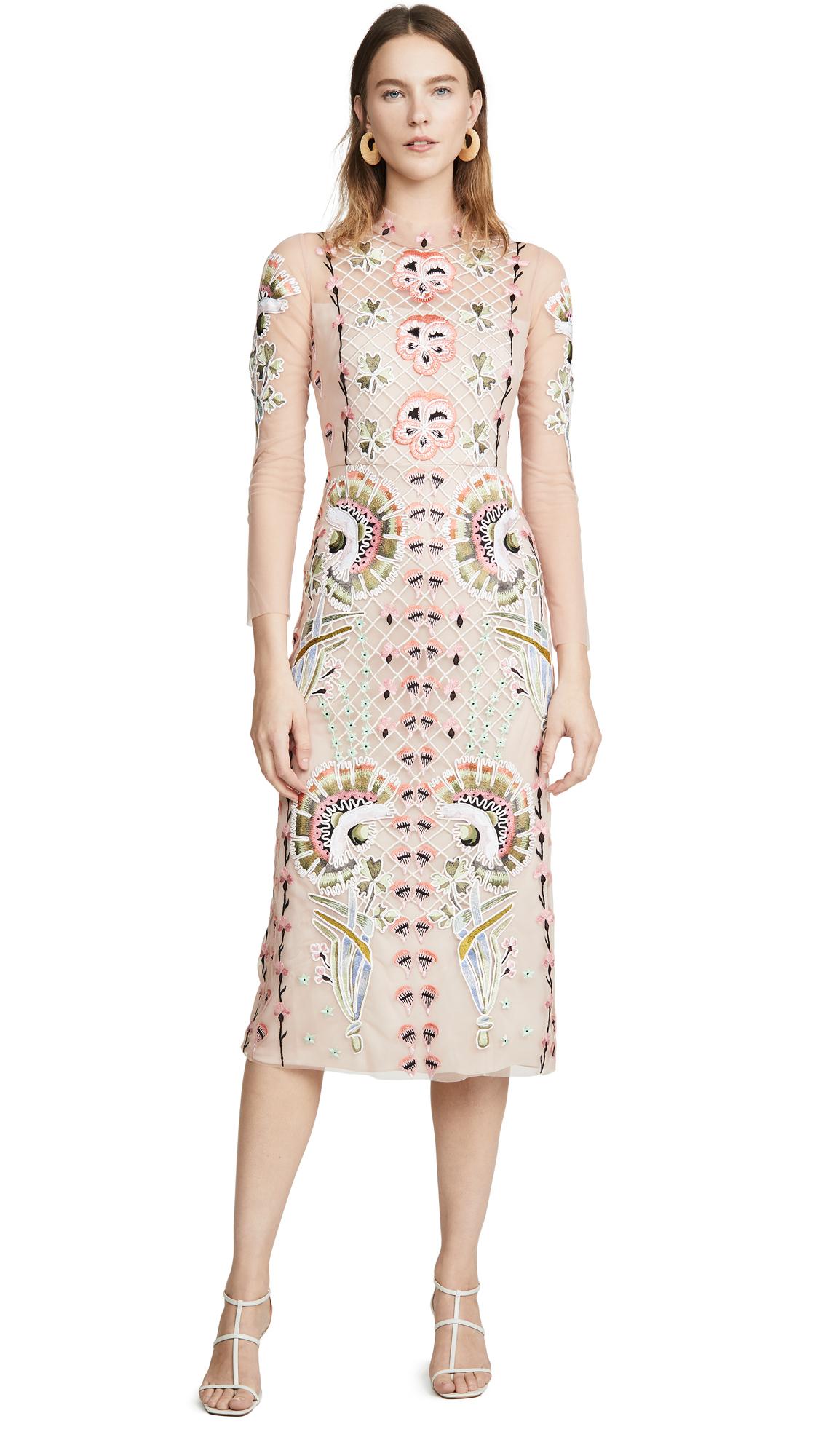 Temperley London Effie Cocktail Dress – 40% Off Sale