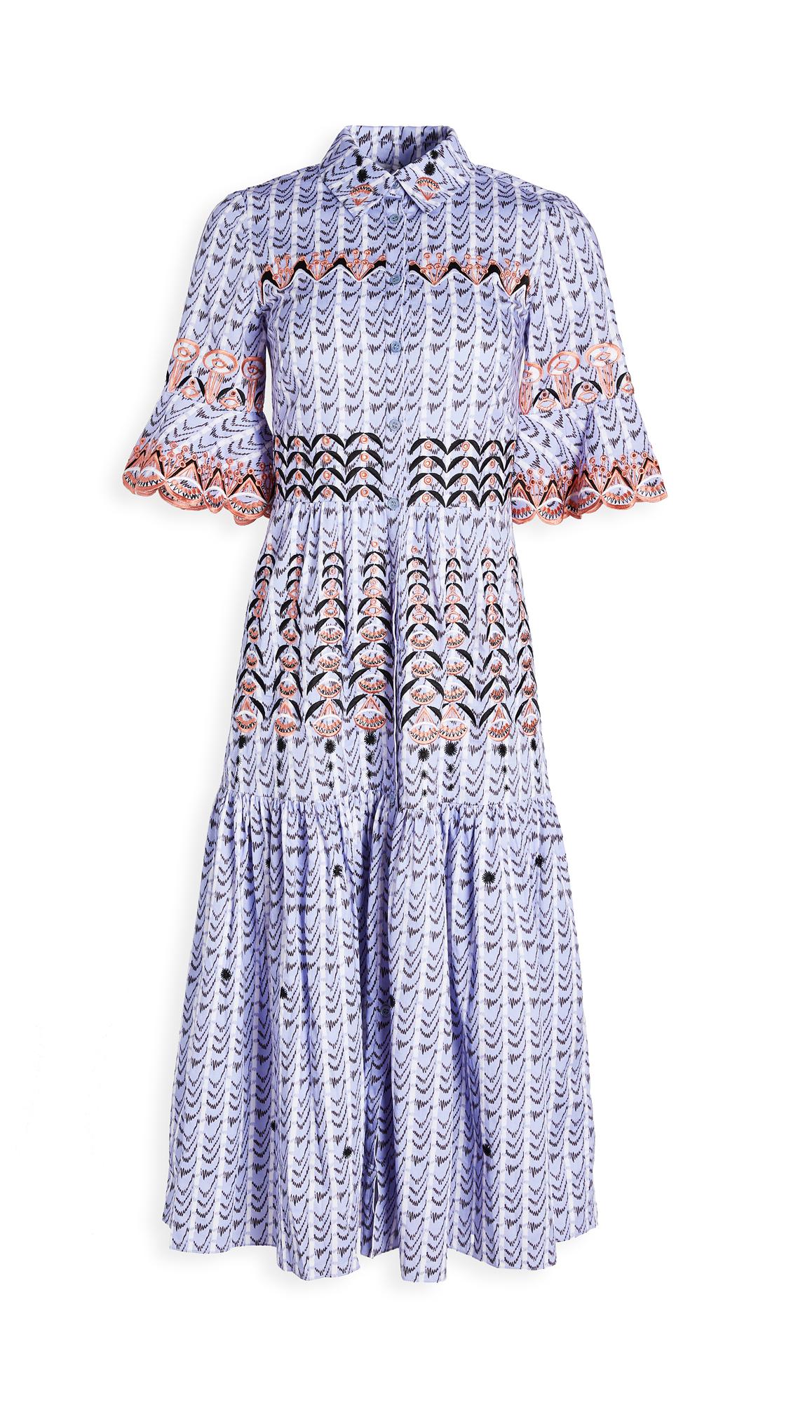 Photo of Temperley London Poet Dress - shop Temperley London Clothing, Dresses online