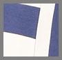 Stone/Petrol Blue Stripe