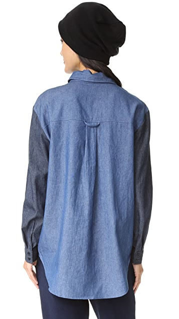 The Fifth Label Burning Color Shirt