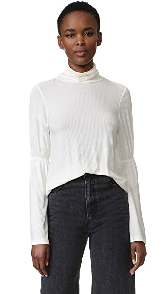 The Fifth Label The Countdown Long Sleeve Top - Ivory