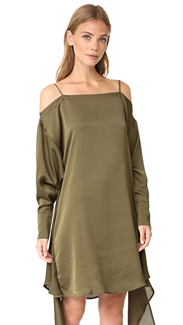 The Fifth Label Changing Course Long Sleeve Dress