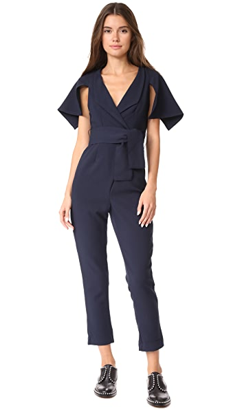 The Fifth Label Manhattan Jumpsuit - Navy