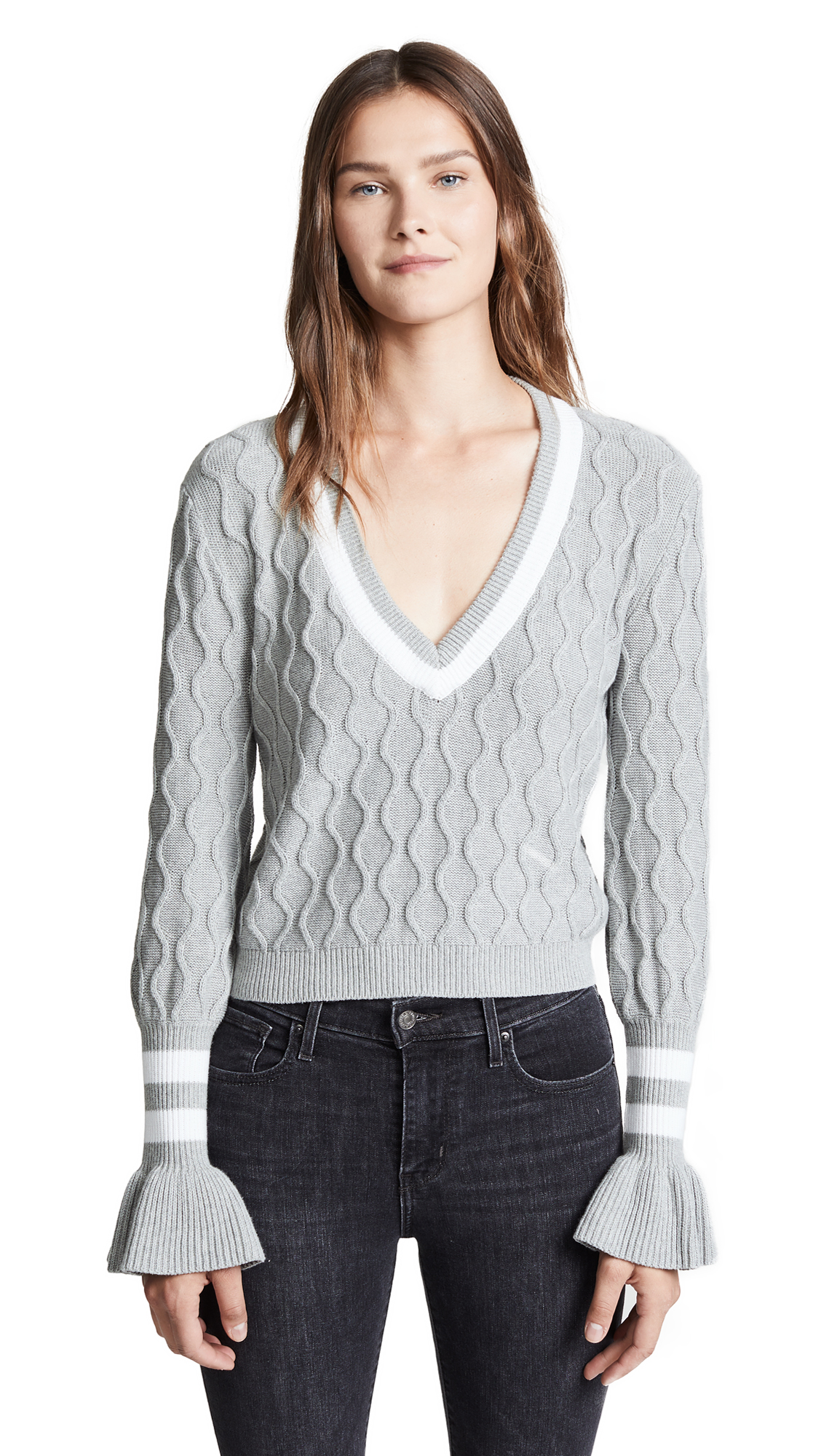 THE FIFTH LABEL GRADUATE SWEATER