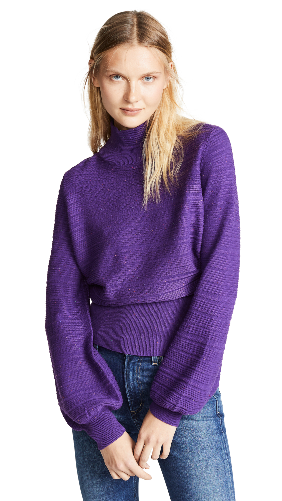 The Fifth Label Fervour Sweater - Purple
