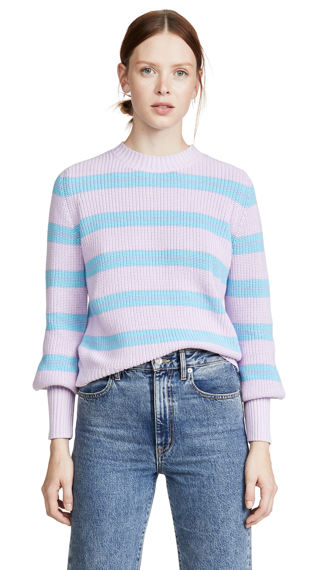 Buy The Fifth Label online - photo of The Fifth Label Defense Stripe Sweater