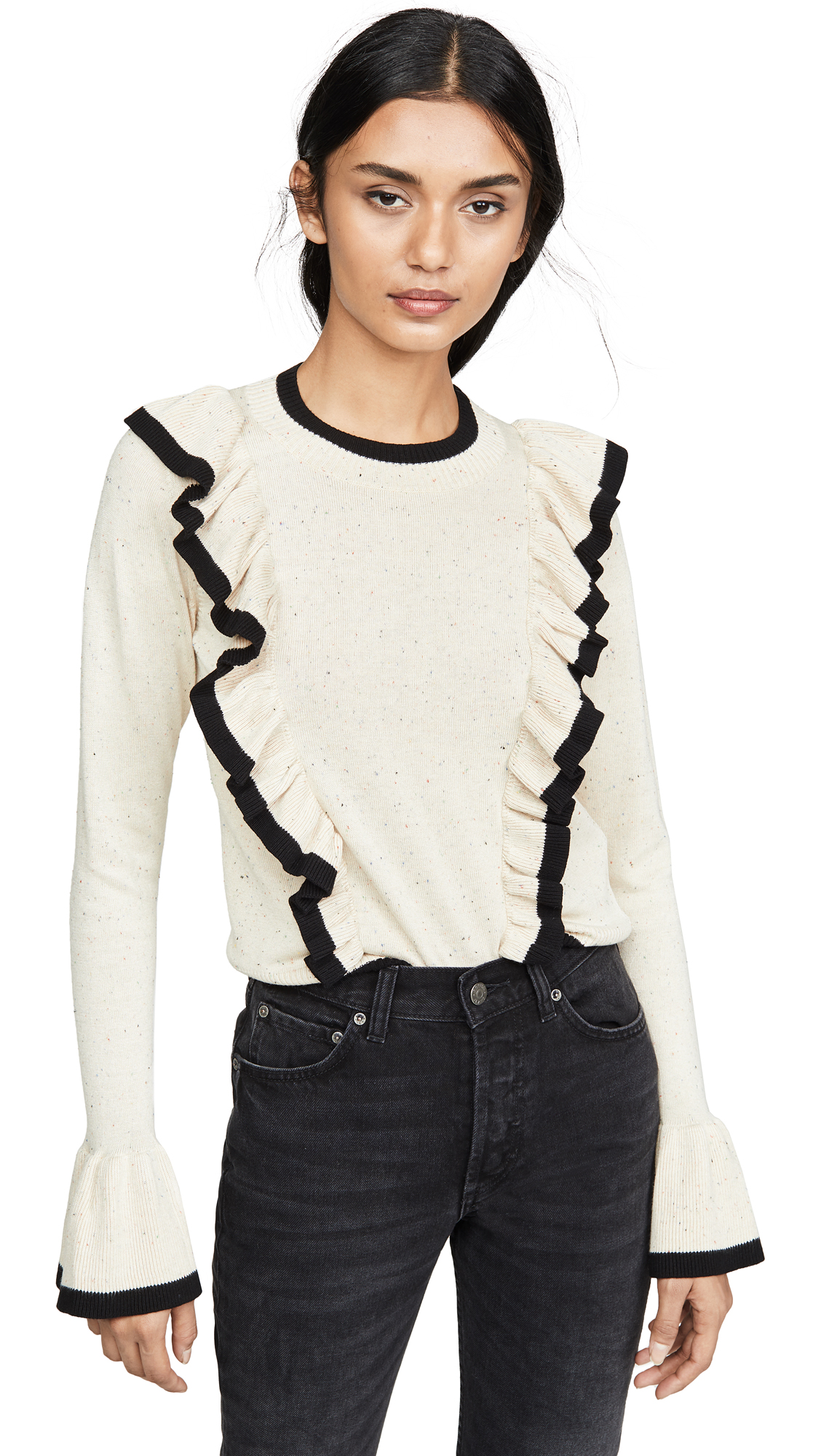 Buy The Fifth Label online - photo of The Fifth Label Transcript Knit Sweater