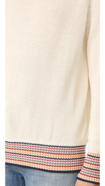 THE GREAT. The Men's Crew Neck Sweater