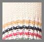 Cream/Stripes