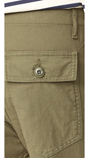 THE GREAT. The Slouch Army Pants