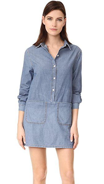 THE GREAT. The Scout Dress at Shopbop