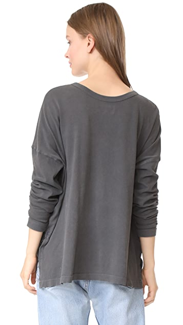 THE GREAT. The Slouch Henley