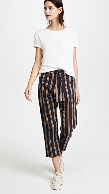 THE GREAT. The Convertible Trousers