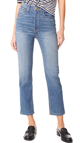 THE GREAT. The Straight A Jeans