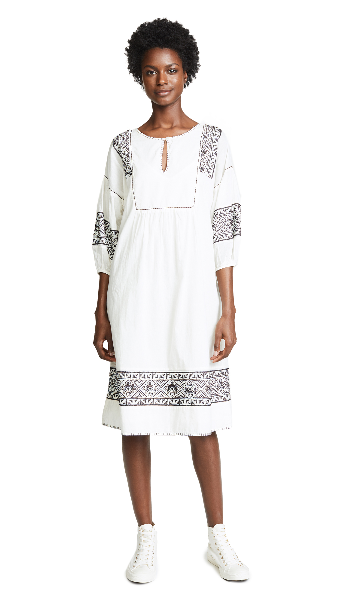 THE LOVELY TUNIC DRESS
