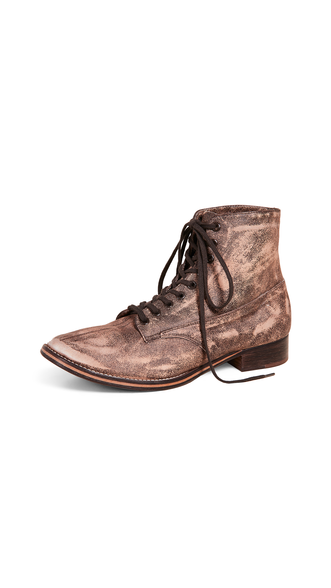 THE GREAT. The Boxcar Boots - Cordovan