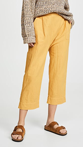 The Great  THE WIDE LEG HAREM PANTS