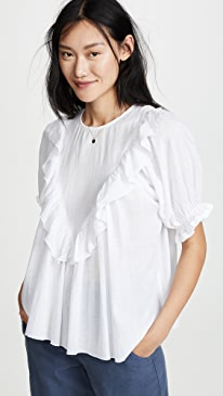 54a8be0cd03f0 Blouses With Ruffles