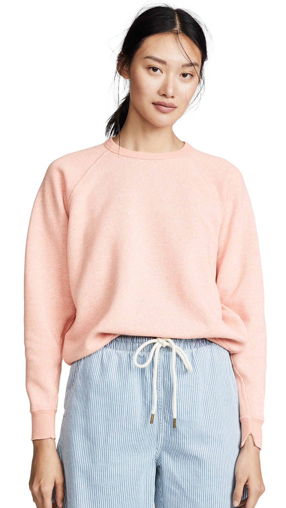 THE GREAT. The College Sweatshirt - 30% Off Sale