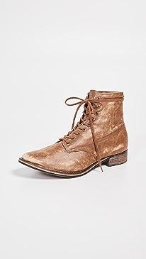 131e396a6a17 Alfri Knee High Lace Up Boots.  1