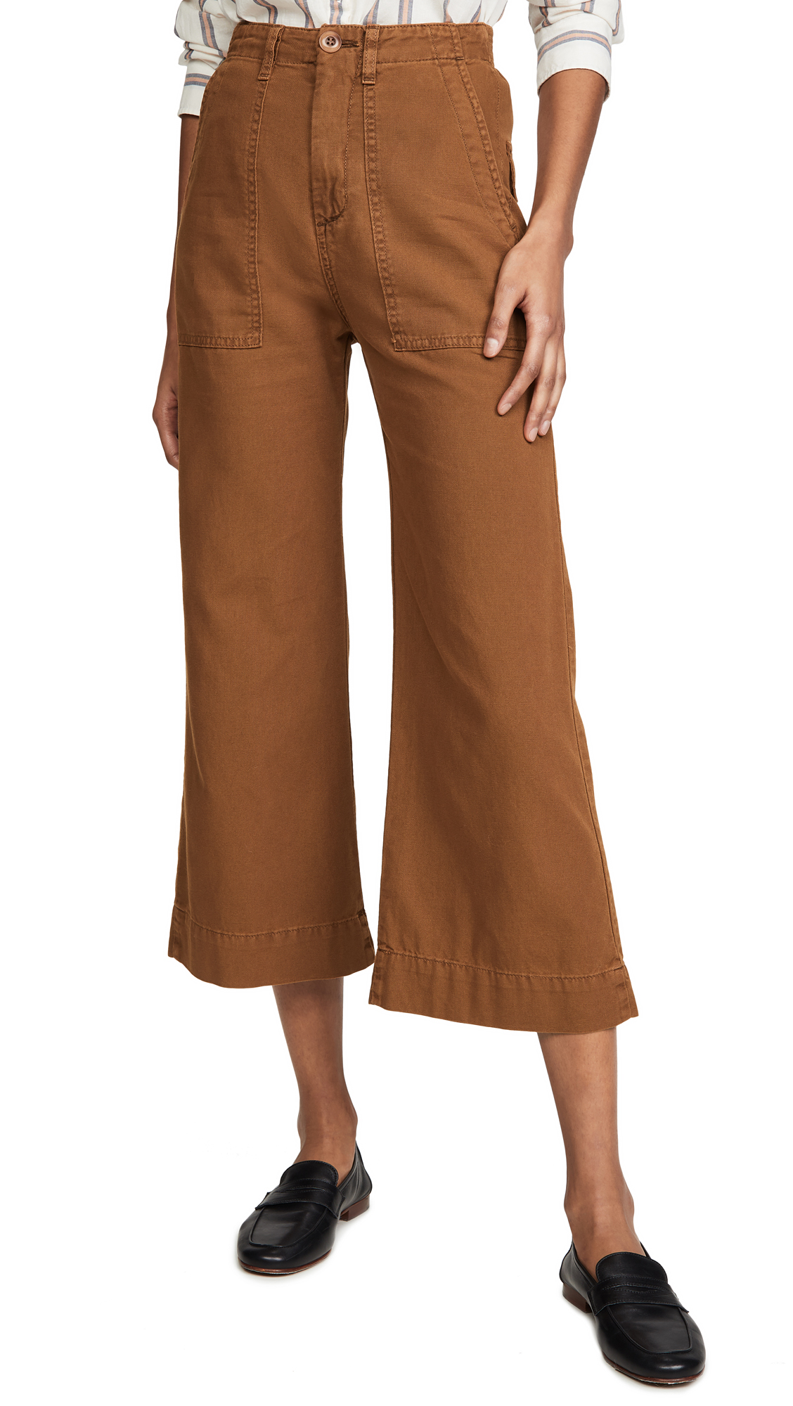 Buy THE GREAT. online - photo of THE GREAT. The General Pants