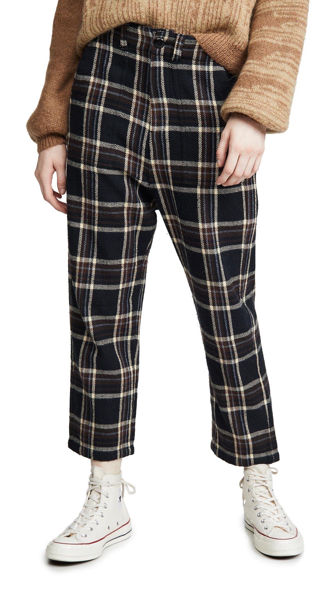 Buy THE GREAT. online - photo of THE GREAT. The Ranger Pants