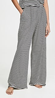 THE GREAT. The Wide Leg Pants