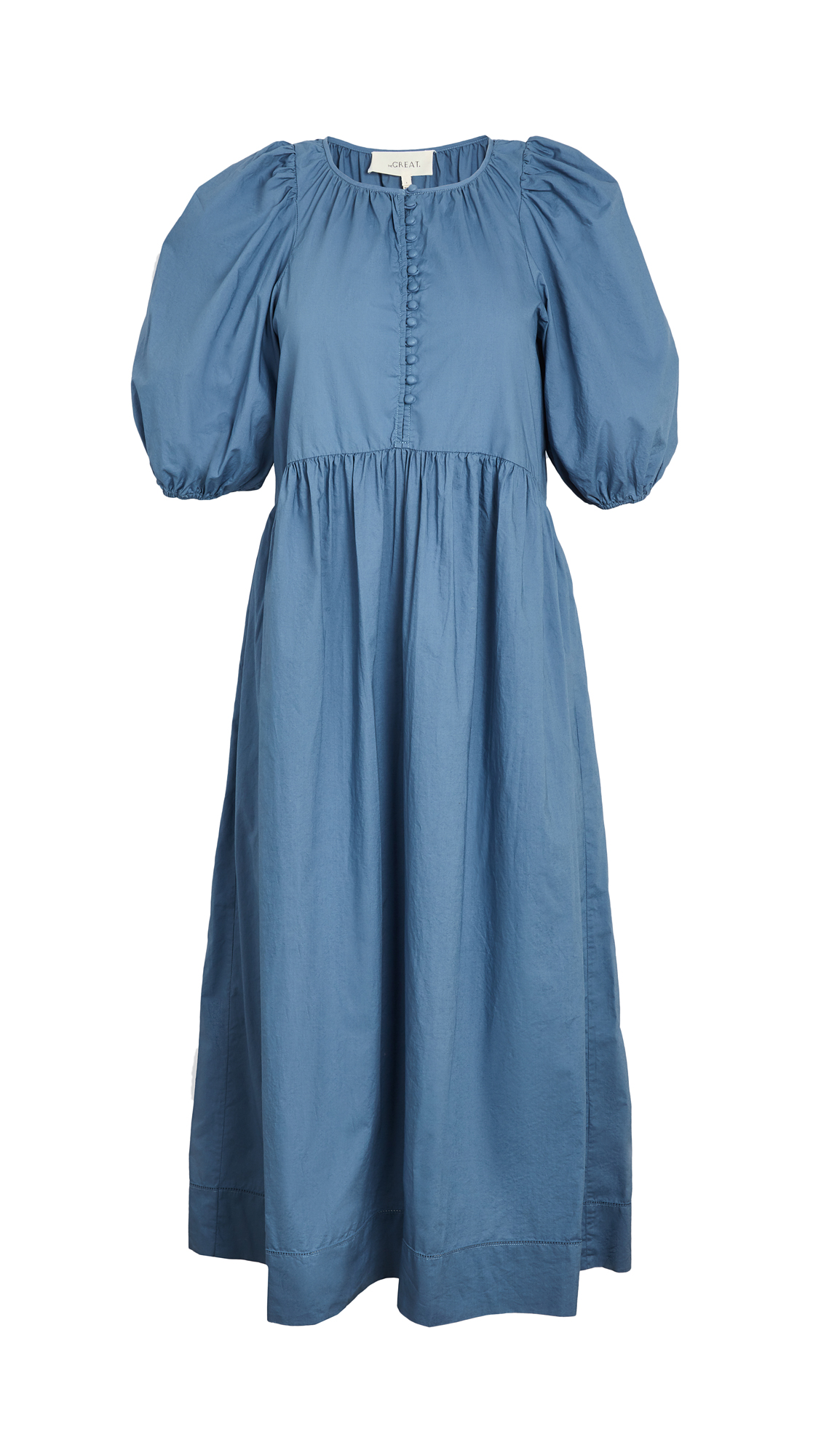 THE GREAT. The Ravine Dress