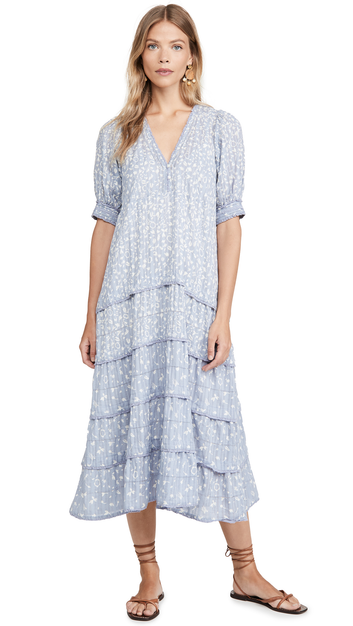 Buy THE GREAT. The Yonder Dress online beautiful THE GREAT. Clothing, Dresses