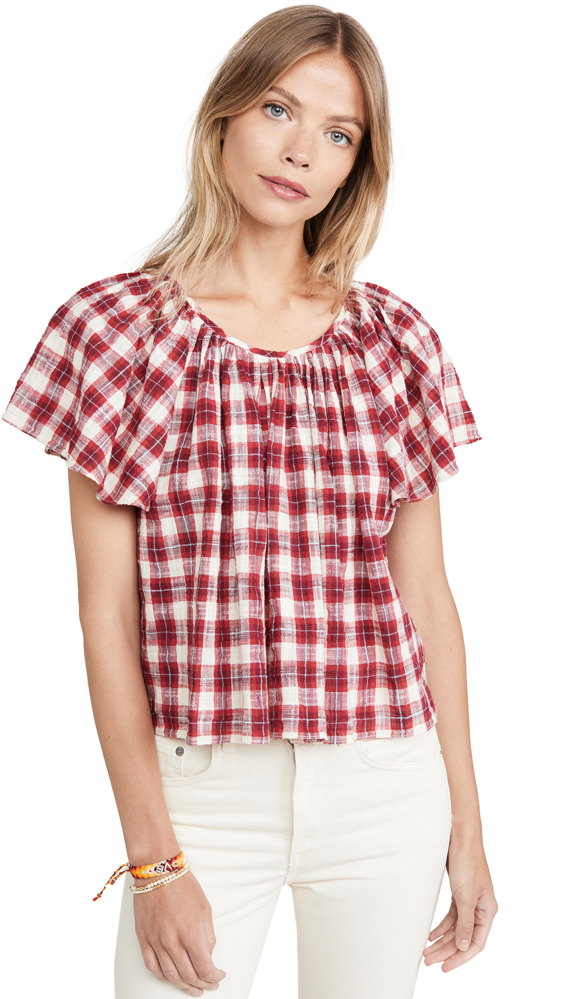 THE GREAT. The Dale Top - 30% Off Sale