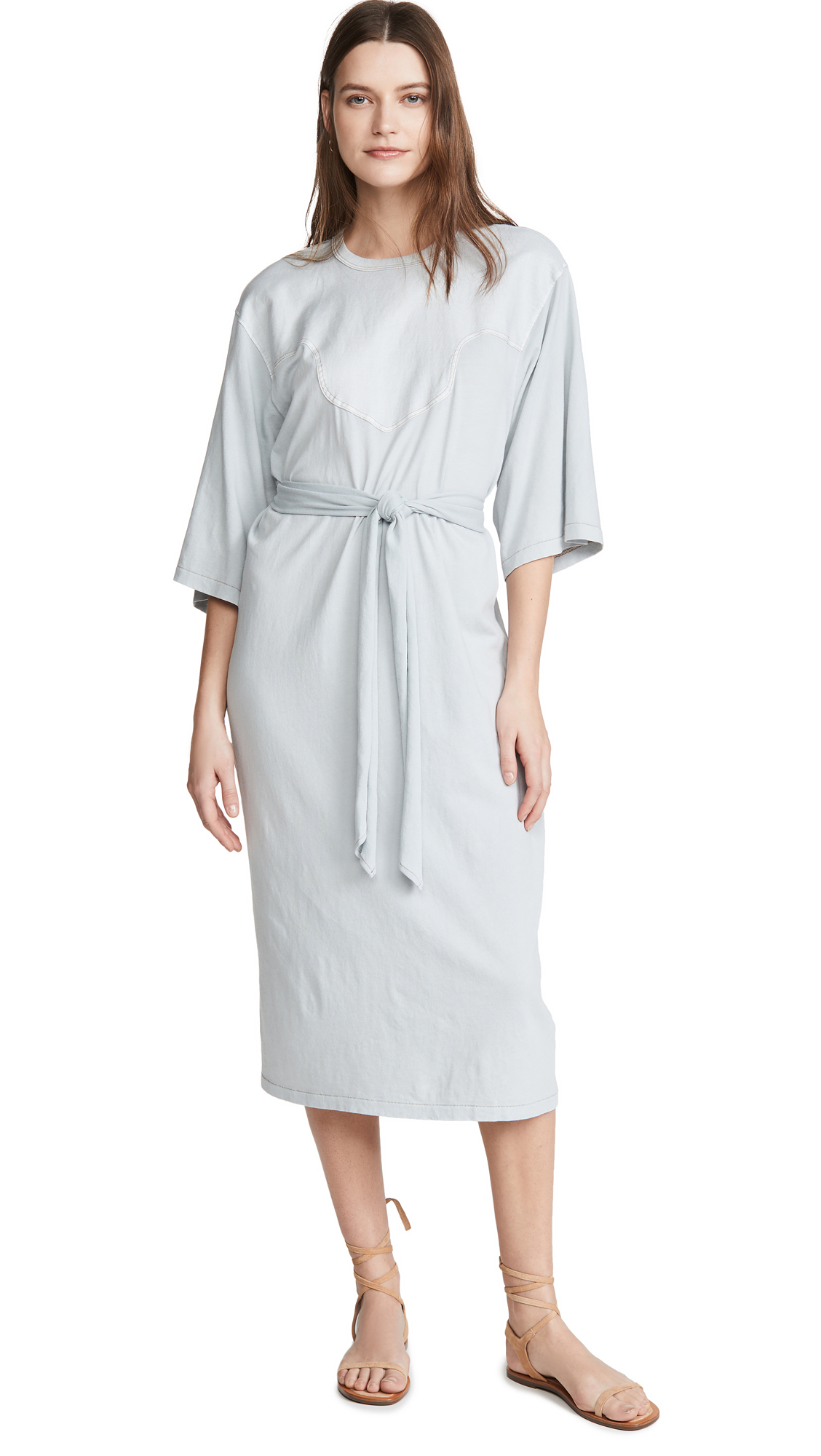 Buy THE GREAT. The Western Robe Dress online beautiful THE GREAT. Clothing, Dresses