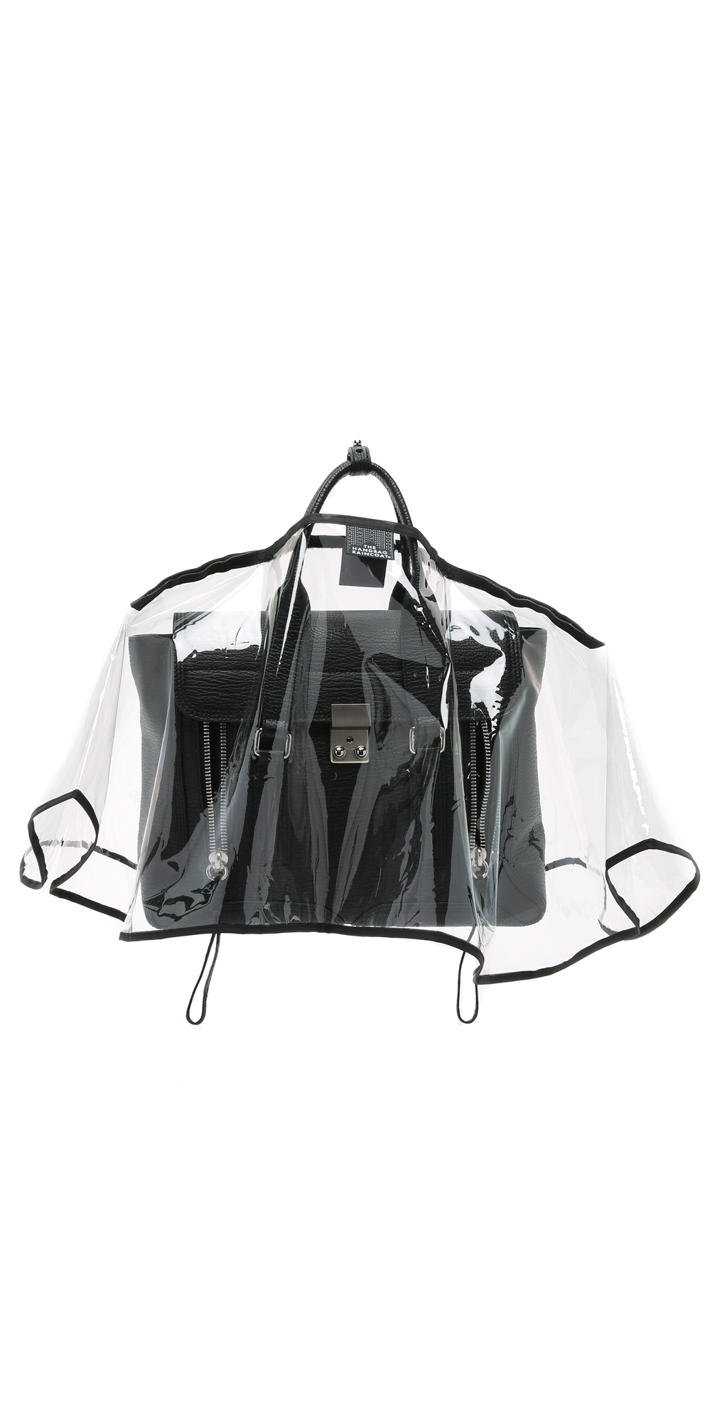 Medium City Slicker Handbag Raincoat The Handbag Raincoat