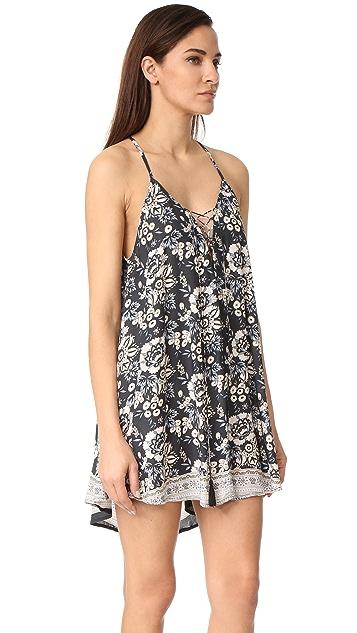 TIARE HAWAII Marisol Short Swing Dress