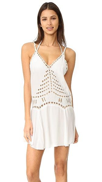 TIARE HAWAII Soho Dress - White