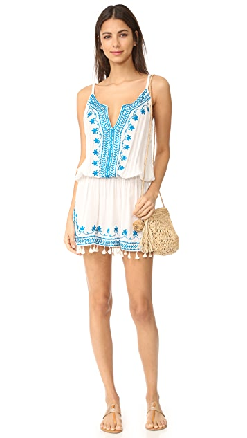 TIARE HAWAII Suntide Mini Dress