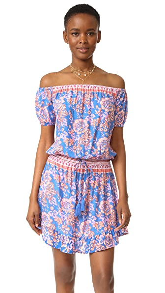 TIARE HAWAII Платье с чудес