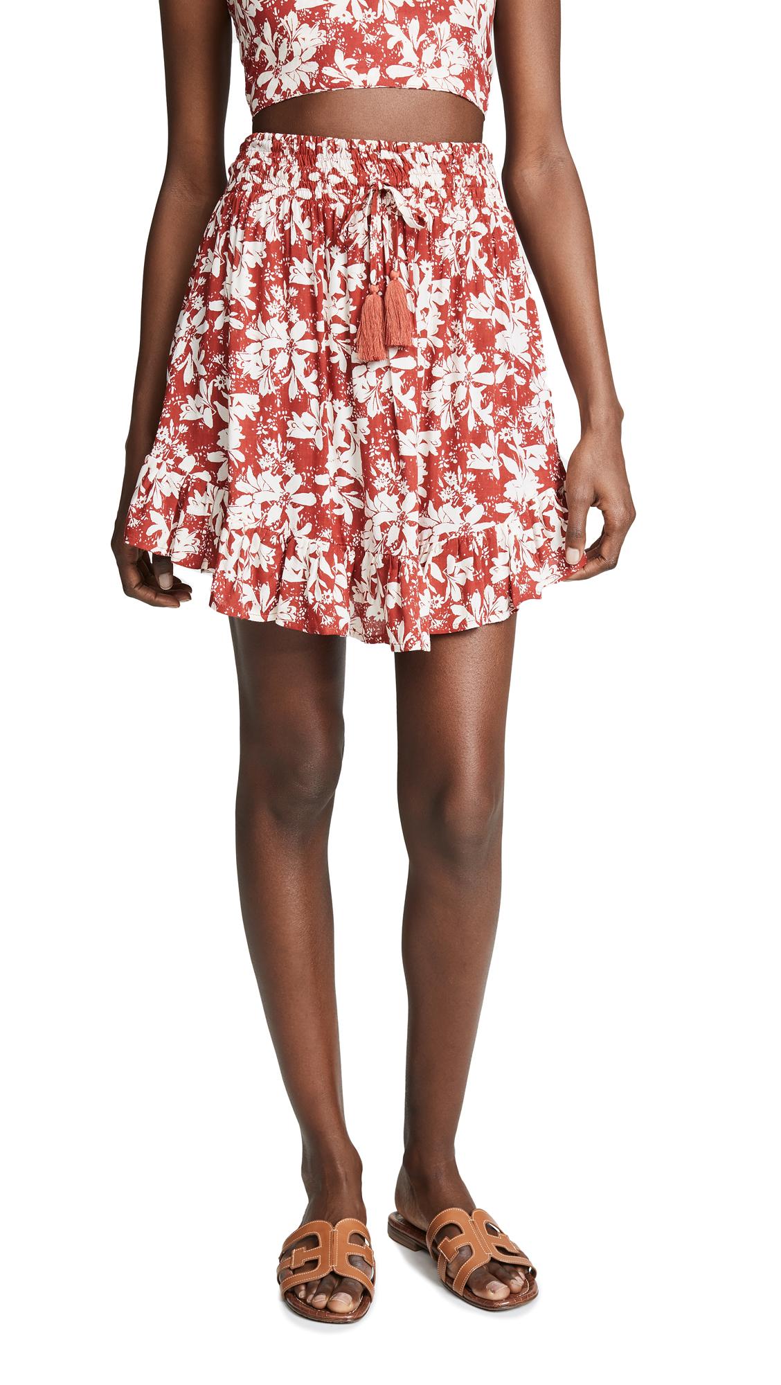 Buy TIARE HAWAII online - photo of TIARE HAWAII Lily Rose Skirt