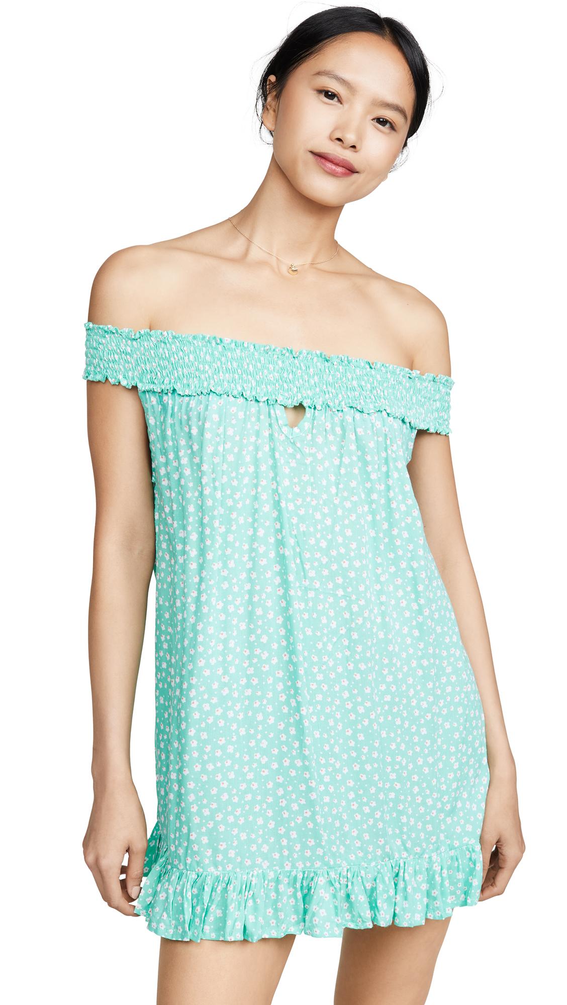 Buy TIARE HAWAII online - photo of TIARE HAWAII Cure Mini Dress