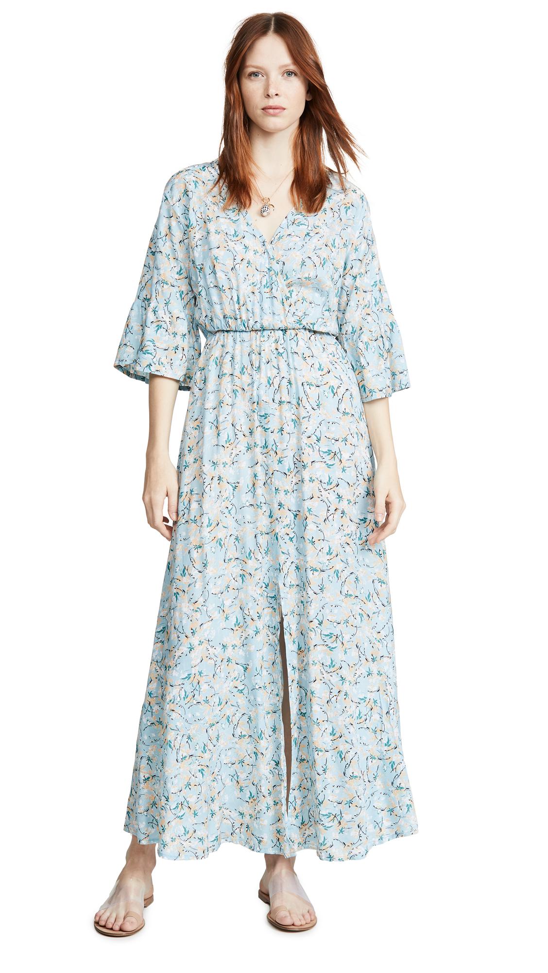 Buy TIARE HAWAII online - photo of TIARE HAWAII Surry Maxi Dress