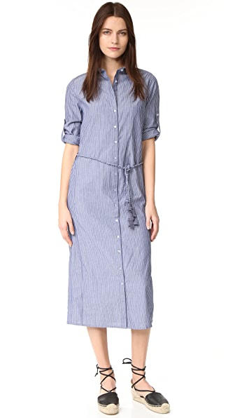 Thayer Midi Shirtdress