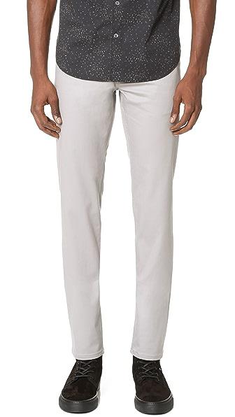 Theory Haydin Twill 5 Pocket Pants