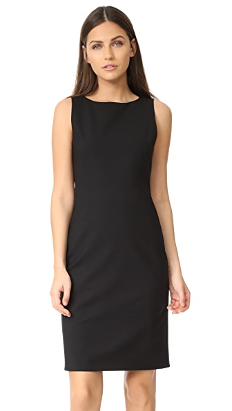 Theory Edition II Shift Dress - Black