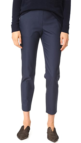 Theory Approach Thaniel Pants In Light Navy