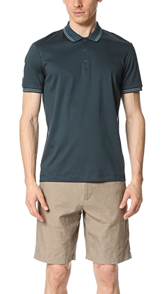 Theory Boyd Tertiary Polo