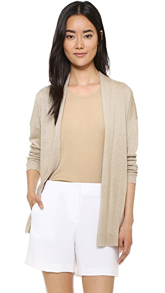 Theory Armelle Sweater - Natural Linen at Shopbop